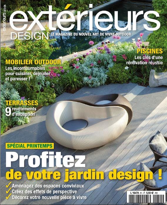 EXTERIEURS DESIGN n°51 – MAI 2016