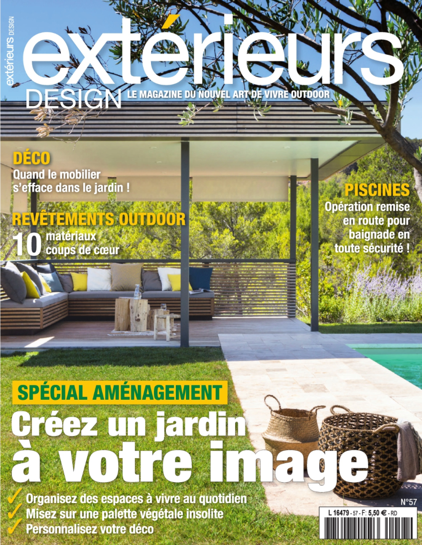 Extérieurs Design n°57 – Mai-juin 2017