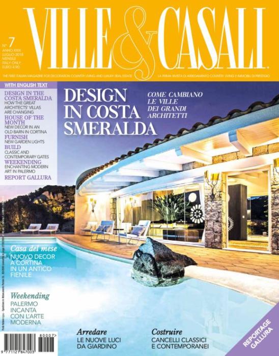VILLE & CASALI N°7 – JUIN 2018